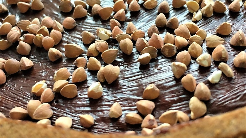 Tarte chocolat & sarrasin - Nicolas Paciello