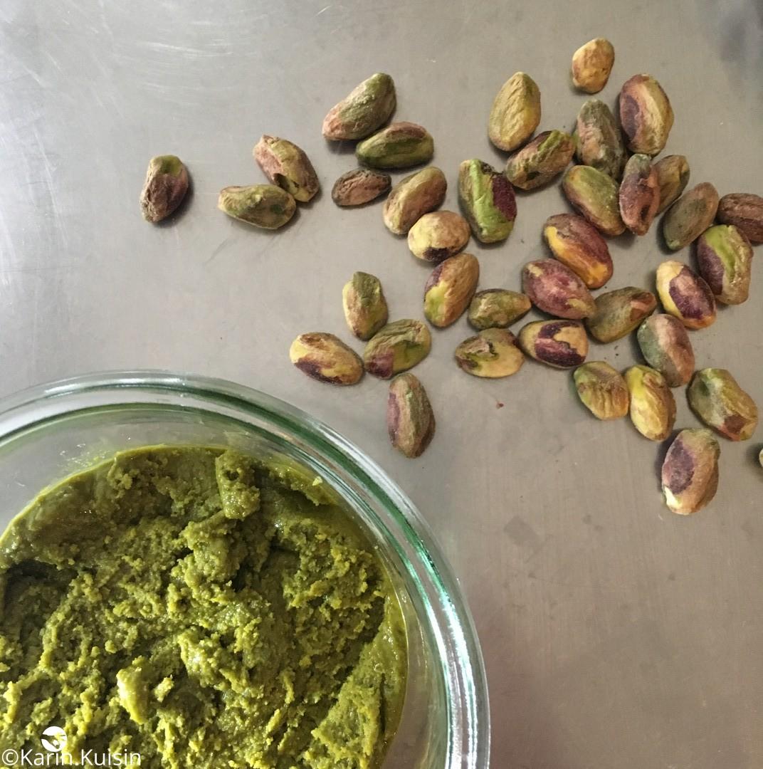 pâte pistache
