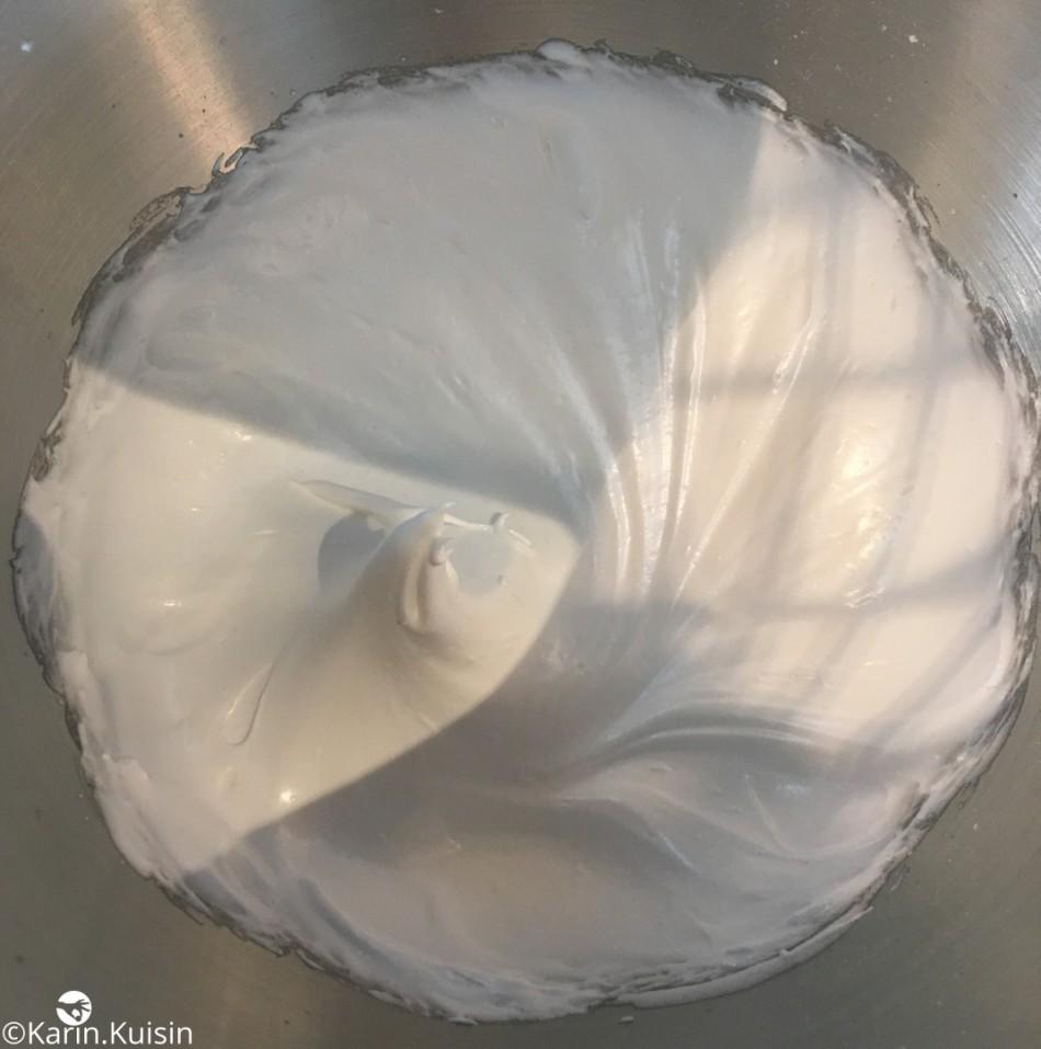 meringue française
