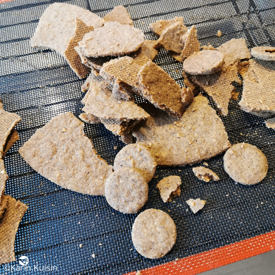 Explosion des biscuits !