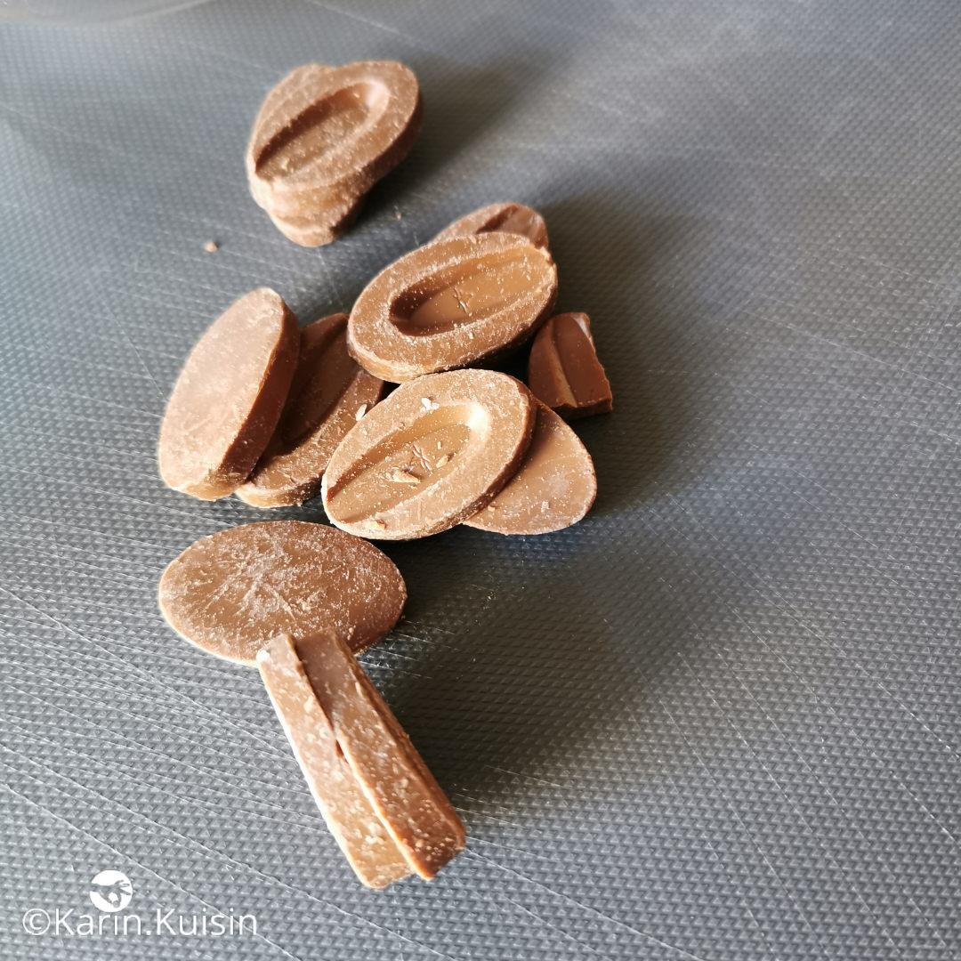 Chocolat jivara 40%