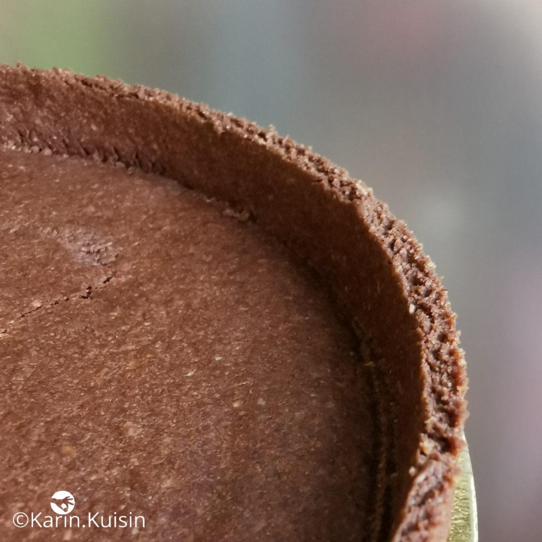 Fond de tarte cacao
