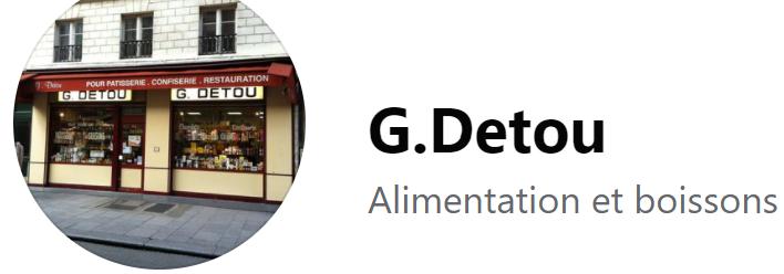 G. Detou Facebook